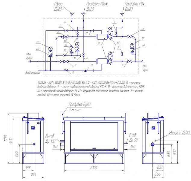 грпш 02 2у1 технические характеристики