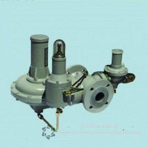Регулятор низкого давления газа 128-P (GasTeh)