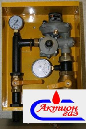 регулятор давления газа неисправность
